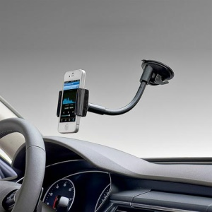 LP-3A 360 Degree Rotary Car Mount Swivel Holder Bracket Stand for iPhone 4S 5 For Samsung i9500 GPS PSP MP4