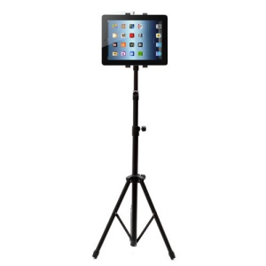 SEMA Multi-Direction Tripod Stand Holder for iPad/ Kindle/ Nexus 7/ For Samsung/ Newsmy & More 7~10inch Tablet PC