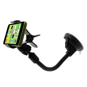 Universal Dashboard Windshield Car Mount Holder for iPhone SE 5s 5c iPod Samsung LG HTC PSP PDA MP4