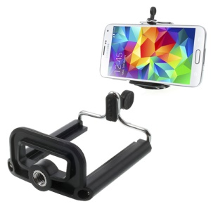 Adjustable Smartphone Tripod Mount Adapter, Size: 5-8cm