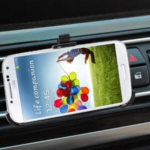 Car Auto Air Vent Mount Cradle Holder for Samsung Galaxy S IV 4 i9500 i9505