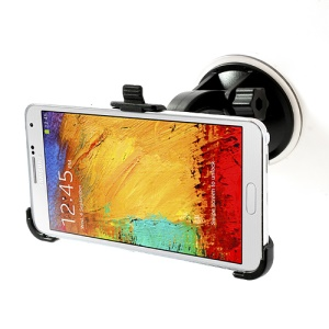 360 Rotary Ball Head Car Windshield Mount Holder for Samsung Galaxy Note 3 N9002