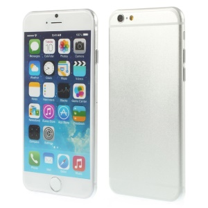 Silver Non Working Dummy Display Model Phone w/ Main Menue for iPhone 6 4.7-inch