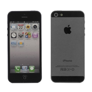 Dummy Display  Phone Model for iPhone 5 - Black