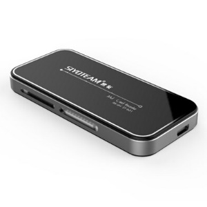 SIYOTEAM SY-631 USB 2.0 5 in 1 Multi in One Memory Card Reader 480Mbps