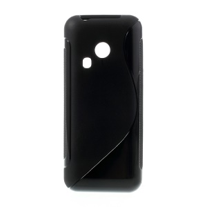 S Shape Soft TPU Protective Shell for Nokia 220