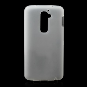 Transparent Matte TPU Gel Case for LG Optimus G2 D801 D802