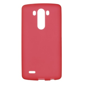 sided Matte TPU Case Shell for LG G3 D850 LS990 (Glossy Edges)