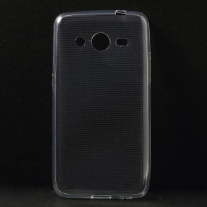 Transparent 0.6mm Super Thin TPU Case for Samsung Galaxy Core II 2 G355H