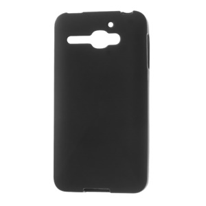 Black Double-sided Frosted TPU Shell for Alcatel One Touch Star 6010 OT-6010D
