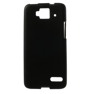 Black Double-sided Frosted TPU Shell for Alcatel One Touch Idol Mini OT-6012X OT-6012A OT-6012E