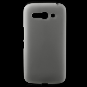 Double-sided Matte TPU Gel Case for Alcatel One Touch Pop C9 7047A 7047D - White