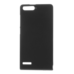 Double-sided Matte TPU Case for Huawei Ascend P7 Mini - Black