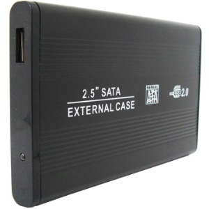 2.5 HDD SATA External Case (caddy)