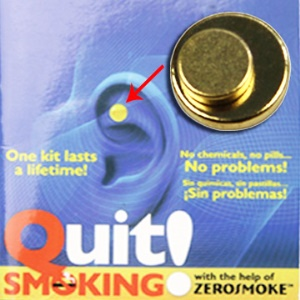 Zero Smoke Auricular Therapy Magnets Zerosmoke Quit