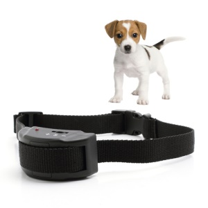 Anti-Bark Barking Obedience Dog Training Shock Collar with Sensitivity Adjustable Switch