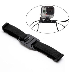 For Gopro Hero 1 2 3 Outdoor Camera Helmet Mount Mounting Belt Strap
