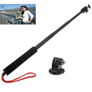 Extendable Handheld Telescopic Monopod Holder Wand for Gopro Canon Sony Nikon Cam