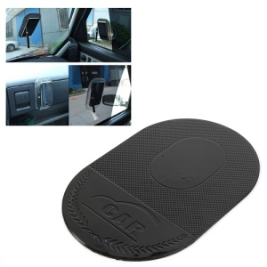 Anti Slip Mat Car Dashboard Sticky Pad, Size: 18cm x 12cm