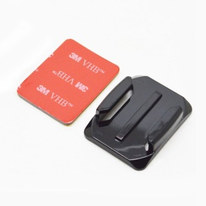 2Pcs Curved Surface VHB Sticky Mount for GoPro Hero 1 2 3 3+