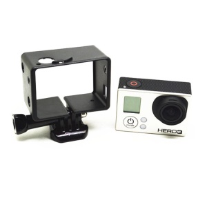 BacPac Frame with Buckle Basic Mount and Screw for GoPro HD Hero3