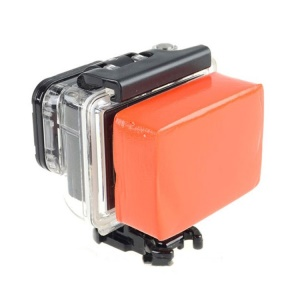 Floaty Sponge with VHB Sticker for GoPro Hero 3+ 3 2 1;Red