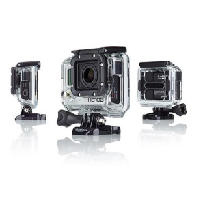 Skeleton Protective Housing for Gopro Hero3+ / 3, with Side & Backdoor Openings