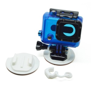 8 in 1 Surfboard Surfing Fasten Mount Kit for Gopro Hero 3+ / 3 / 2 / 1