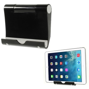 Black Peacock Adjustable Universal Stand Holder for iPad iPhone Samsung HTC Sony LG Smartphones & Tablets