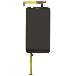 OEM HTC One X+ Plus S728e LCD Screen and Digitizer Assembly (LCD: Sharp Version)