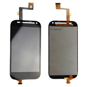 LCD Assembly with Touch Screen Digitizer Replacing Part for HTC One SV - Black