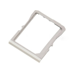 White SIM Card Tray Replacement for HTC One M7 801e