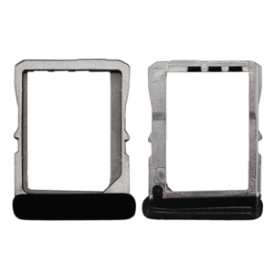 SIM Card Tray Holder Replacement for HTC One X S720e G23 - Black