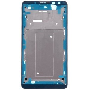 OEM Front Housing Frame Bezel Plate for Huawei Ascend Mate2 4G - Black