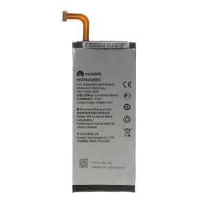 3.8V 2050mAh HB3742A0EBC Battery for Huawei Ascend P6 P6-U00 P6-U06 (OEM, Not Brand New)