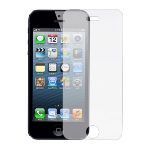 Beetle 2.5D Curved Round Design Tempered Glass Protection Screen Protector for iPhone 5