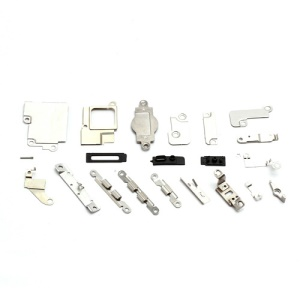 21Pcs/Set Fastening & Bracket Inner Small Parts Replacement for iPhone 5