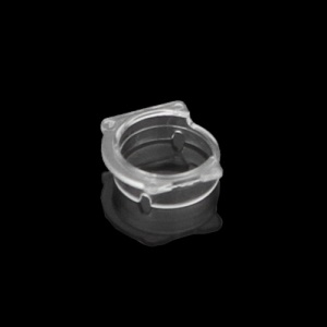 Front Camera Plastic Cap Seal Bracket Ring for iPhone 5