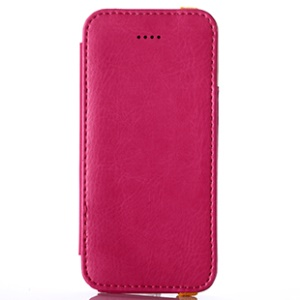 Rose KLD My Love Series PU Leather Wallet Case for iPhone 5s 5