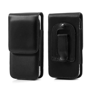 Vertical Flip Belt Clip Leather Case Holster for iPhone SE 5s 5