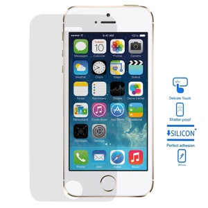 0.2mm Anti-spy Tempered Glass Screen Protector for iPhone SE 5s 5 5c