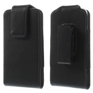 Magnetic Leather Holster Pouch Case w/ Belt Clip for iPhone 6s 6 4.7 inch / Samsung S4 / S3, Size: 14 x 7cm