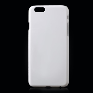 DIY Your Own Style Hard Plastic Blank Cover for iPhone 6s / 6 4.7 inch - White