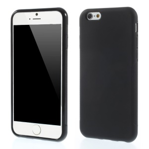 Anti-slip TPU Back Shell for iPhone 6s / 6 4.7 inch - Black