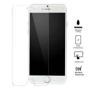 2.5D Glass Tempered Explosion-proof Screen Protector Film for iPhone 6 4.7 inch / 6s (Arc Edge)