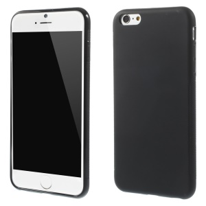 Anti-slip TPU Case for iPhone 6 Plus / 6s Plus 5.5 inch - Black