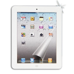 Anti-Glare Screen Protector Gurad for iPad 2nd 3rd Generation The New iPad 4G LTE / Wi-Fi