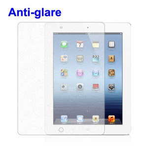 High Quality Anti-glare Screen Protector for iPad 2nd 3rd Generation The New iPad 4G LTE / Wi-Fi