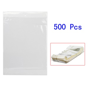 500 PCS/Lot Transparent PE Packing Bag for iPad 2 iPad 10~11 inch Table PC Cases