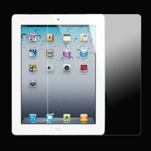 Premium Explosion-proof Tempered Glass Film Screen Protector for The New iPad 3 For iPad 2 4